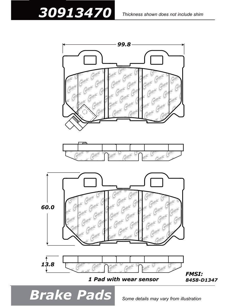 medium resolution of stock photo stock photo stoptech sport brake pads