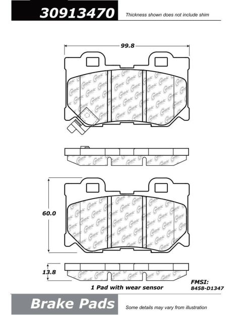 small resolution of stock photo stock photo stoptech sport brake pads
