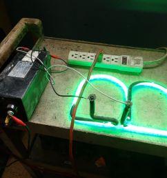 france franceformer 9030 p4 neon transformer 120v 270va x 9kv 9000 v 30ma  [ 1600 x 1200 Pixel ]