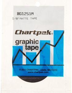Picture of also chartpak graphic chart tape inch matte black bg  ebay rh