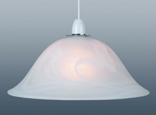 Murano Glass Style Pendant Lampshade Frosted Lamp Shade Ceiling Or Uplight 13