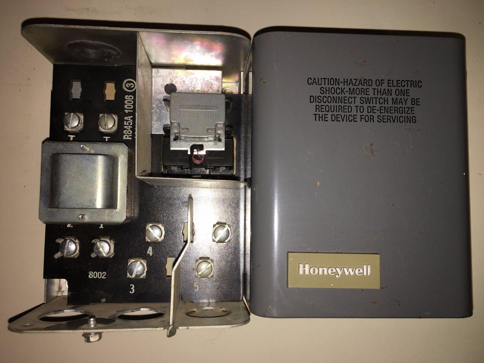 honeywell boiler aquastat wiring diagram gm g body r845 29 images