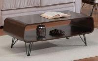 Coffee Table Mid CENTURY Modern Retro Vintage Walnut ...