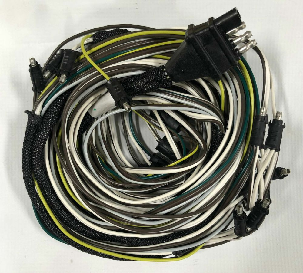 medium resolution of electrical wiring harness triton trailers