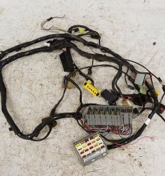 item 5 jeep wrangler tj under dash fuse box wiring harness late 1997 soft top 1 97 97p jeep wrangler tj under dash fuse box wiring harness late 1997 soft  [ 1600 x 1200 Pixel ]