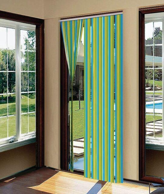 Buzz Strip Blind for Doors Fly Catcher 90cm x 2m Curtain