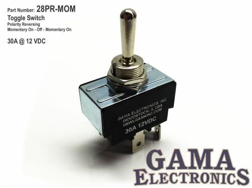 small resolution of 30 amp toggle switch polarity reverse dc motor control momentary