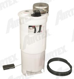 fuel pump module assembly airtex e7116m fits 97 03 dodge dakota 3 9l 03 dodge dakotum fuel filter [ 1500 x 1445 Pixel ]