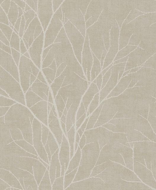 Tapete Braun Beige tapete streifen beige braun vliestapeten rasch textil match race 021210