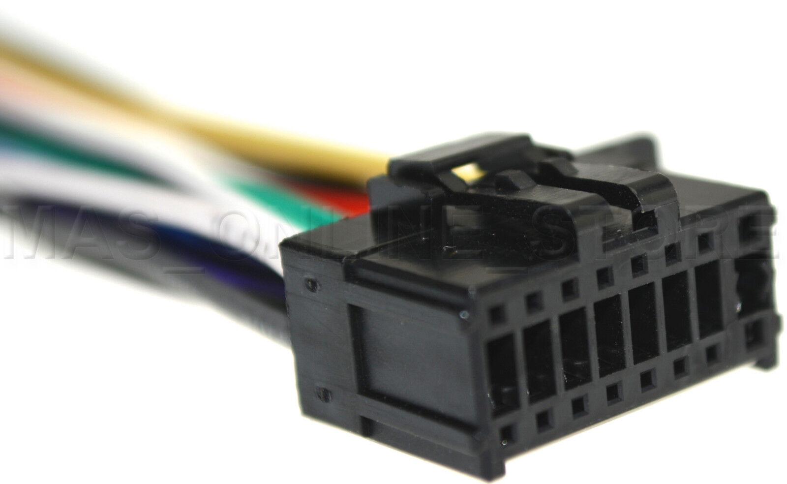 pioneer wire harness diagram fahrenheat electric baseboard heater wiring deh x6810bt 34