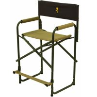Tall Director Chair Seat Extra Portable Seating Folding