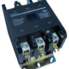 Timer And Contactor Wiring Diagram Tail Light Chevy 480 Volt Coil Repair Scheme
