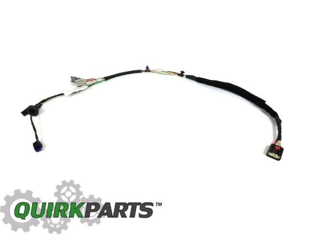 2011 Jeep Wrangler Door Wiring Harness : 38 Wiring Diagram