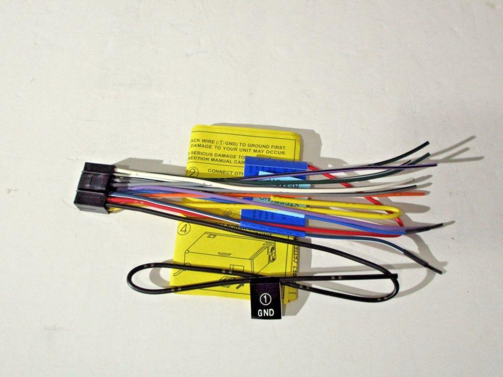 medium resolution of s l1600 jvc kd sr81bt cd receiver with auxilary input bluetooth ebay wiring harness diagram