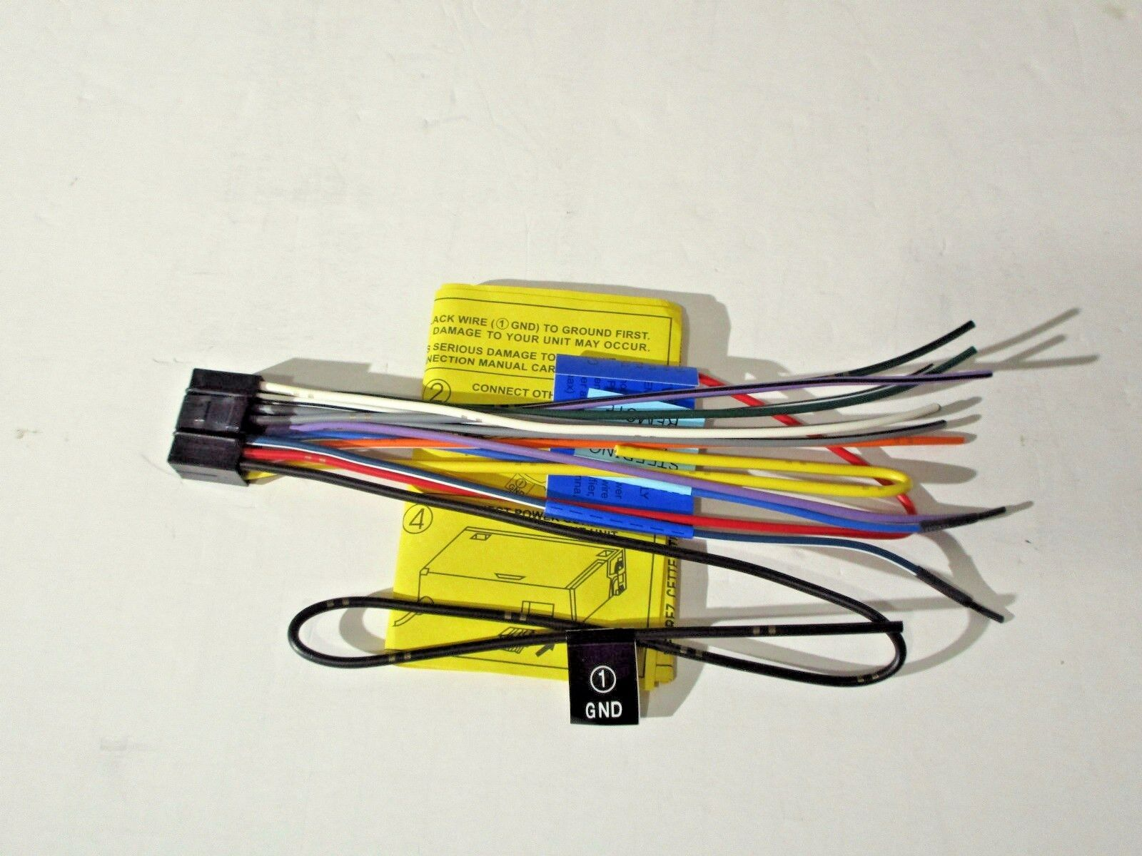 hight resolution of s l1600 jvc kd sr81bt cd receiver with auxilary input bluetooth ebay wiring harness diagram