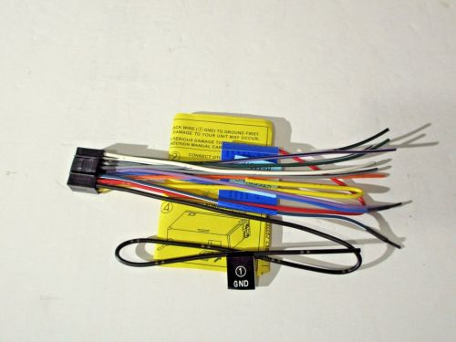 small resolution of s l1600 jvc kd sr81bt cd receiver with auxilary input bluetooth ebay wiring harness diagram