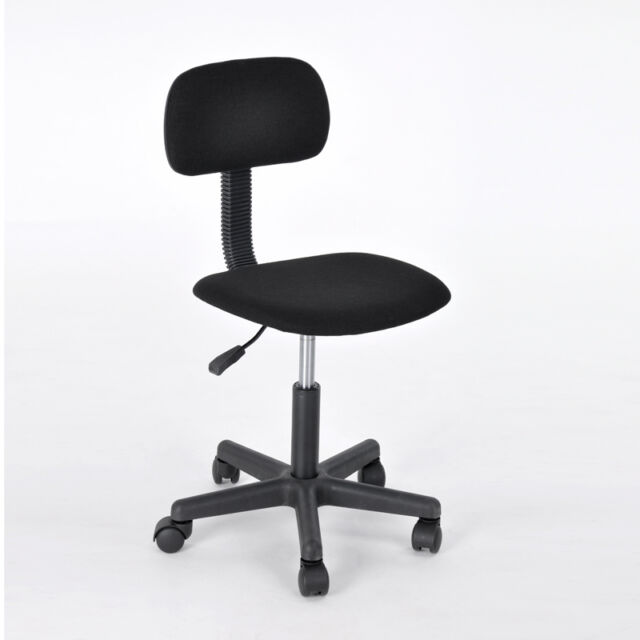 Small Office Computer PC Desk Task Chair Adjustable