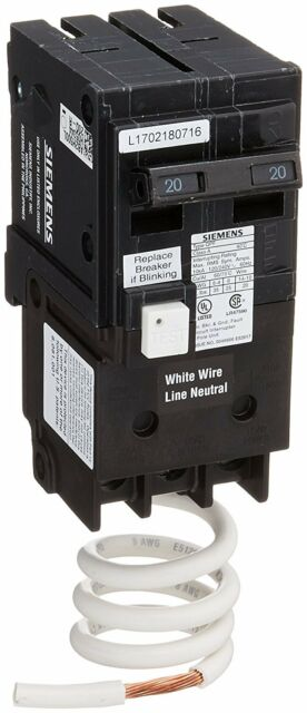 Ground Fault Circuit Interrupter Gfci Breakers
