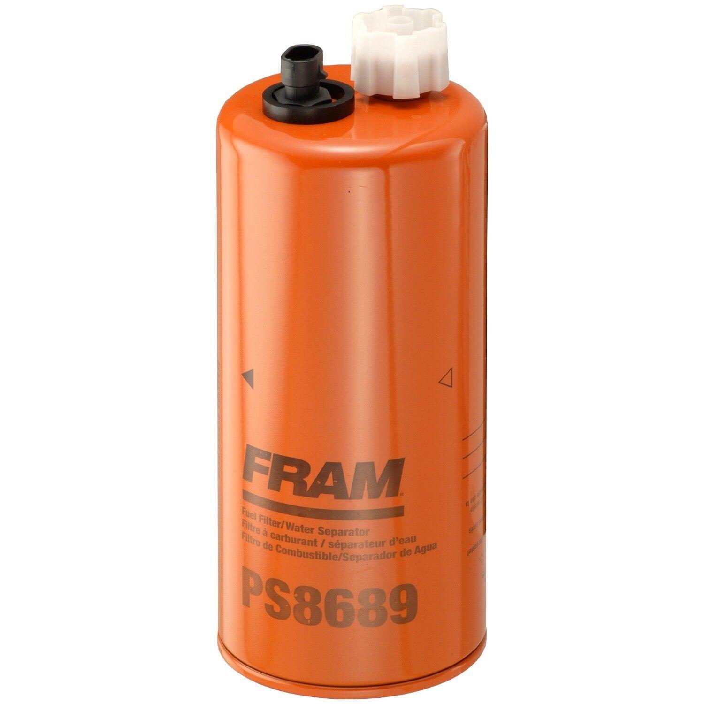 hight resolution of fram fuel filters