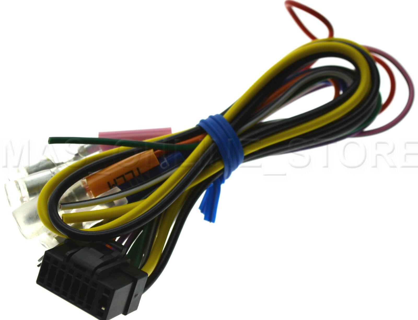 alpine cda 9856 wiring diagram 2006 ford f150 trailer 9886 harness 30 images