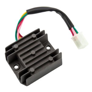 Universal 4 Wire 2 Phase Motorcycle Regulator Rectifier