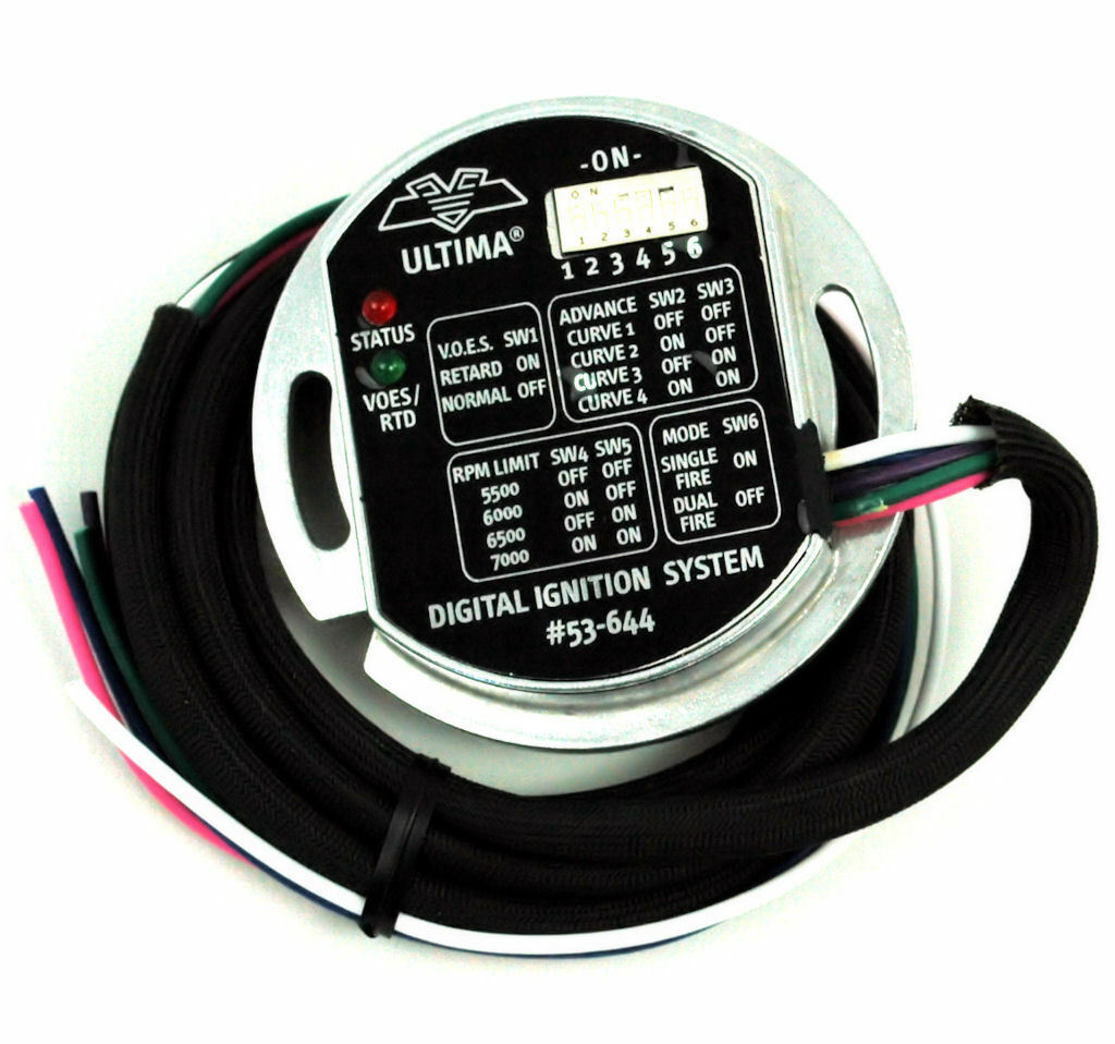 hight resolution of dyna 2000i ultima programmable single fire electronic ignition module harley