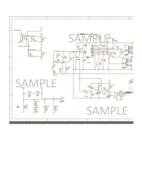 wireless router schematic diagram