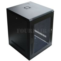 15u Wall Mount It Server Network Cabinet Rack Enclosure ...