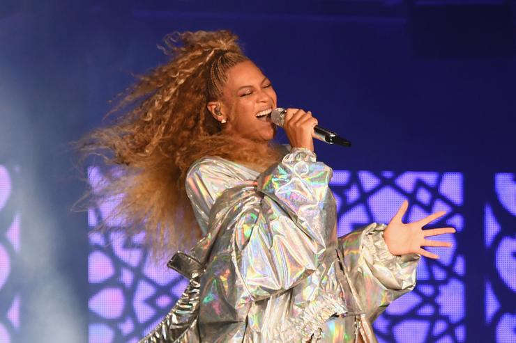 Beyonce performs onstage during the 'On The Run II' Tour - New Jersey at MetLife Stadium on August 2, 2018 in East Rutherford, New Jersey