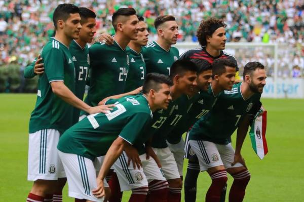 Mexico Soccer Team Partied With 30 Escorts At World Cup