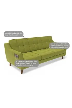 sofa set below 3000 in hyderabad liam fabric power motion sectional get great discounts on furniture online shoppers stop x