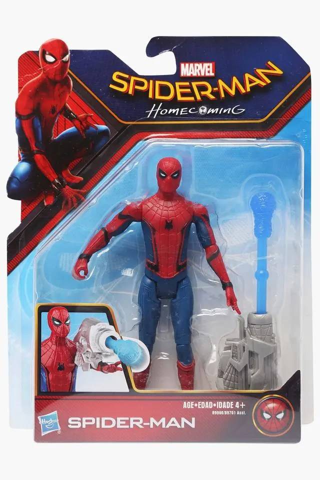 Buy Marvel Unisex Spiderman Action Figure Toy Shoppers Stop
