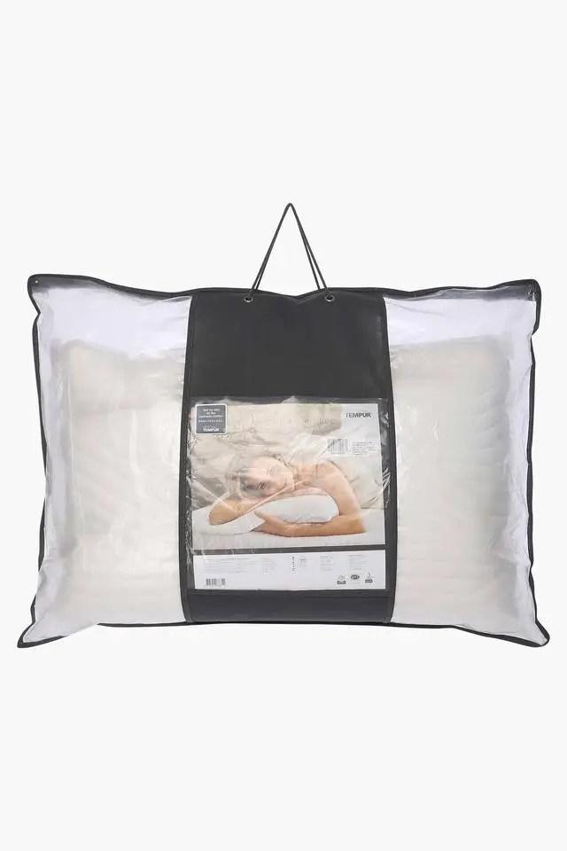 rectangular temper signature comfort pillow
