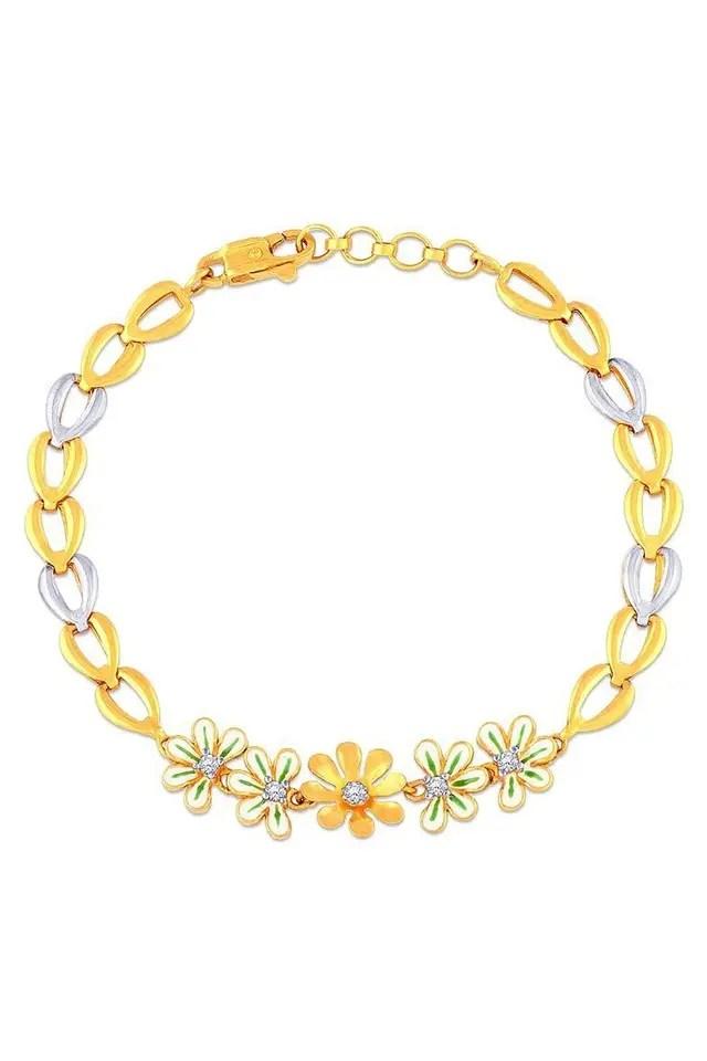 Malabar Gold Bracelet Designs : malabar, bracelet, designs, MALABAR, DIAMONDS, Womens, Bracelet, ANDAAAAABLZV, Shoppers