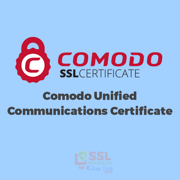 Comodo-Unified-Communications-Certificate