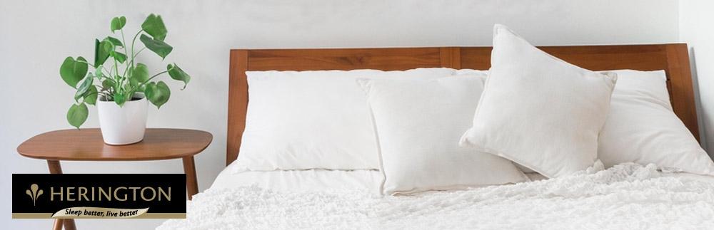 herington luxury cotton sateen king pillow case