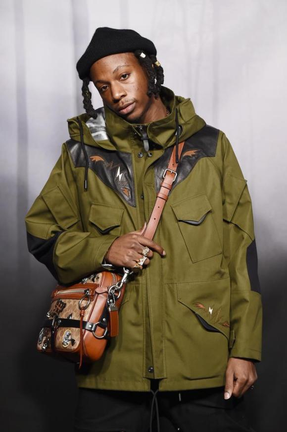 Joey Bada$$ in COACH