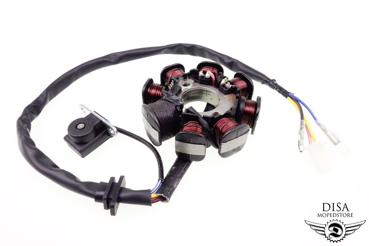 Gy6 125ccm 150ccm 152qmi 4 Takt Lichtmaschine Stator