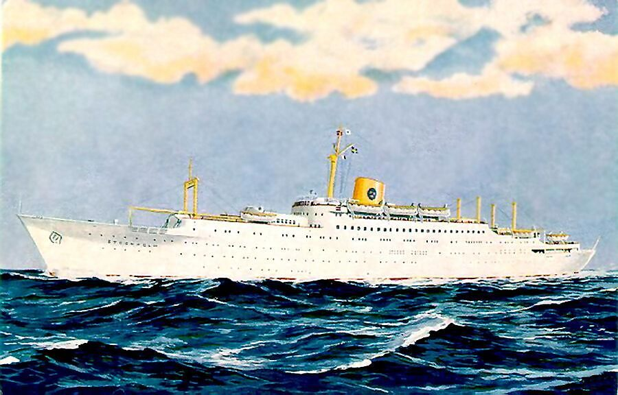 MS Stockholm of 1948