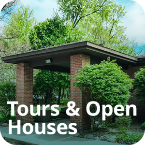 Tours and open houses