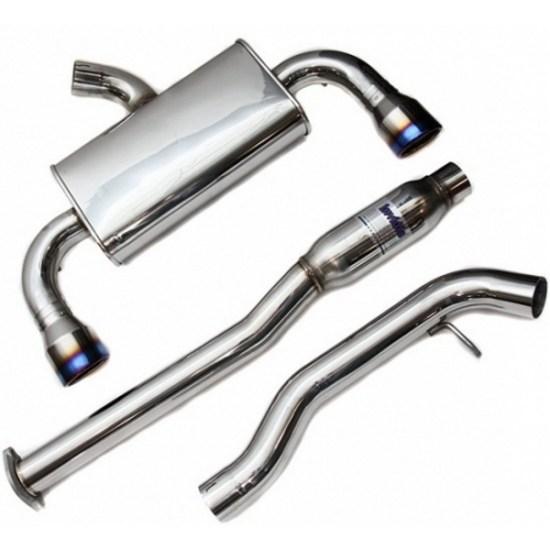 Turbo Back Exhausts