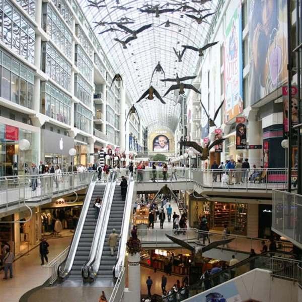 Cf Toronto Eaton Centre - 220 Yonge Street