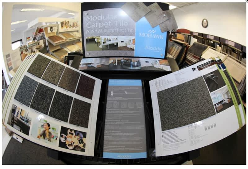 Home Fashion Flooring Corp Calgary AB 6229 Centre St
