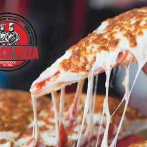 10 buck pizza menu