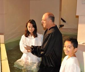 baptism of children sabbath
