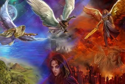 3 Angels and Effects of Messages