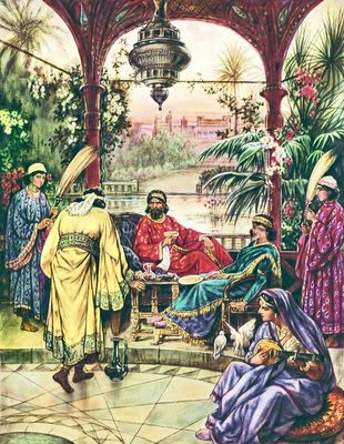 Nehemiah Makes Petition
