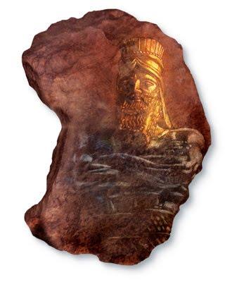 Nebuchadnezzar's Vision on a Rock