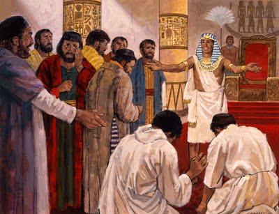 The Forgiving Joseph