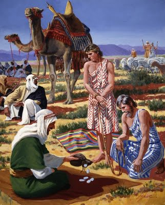 The Selling of Joseph